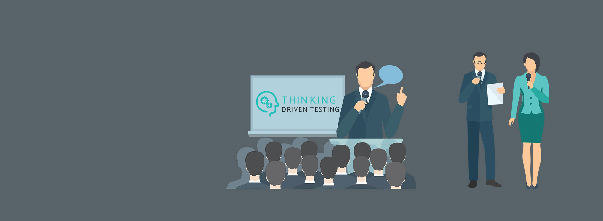 TDT Thinking Driven Testing trenerzy